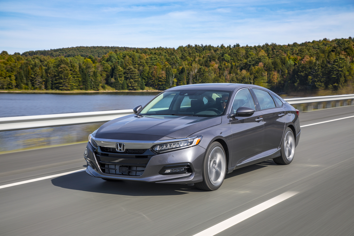 2018 Honda Accord Essential Expert Car Review Driving Today