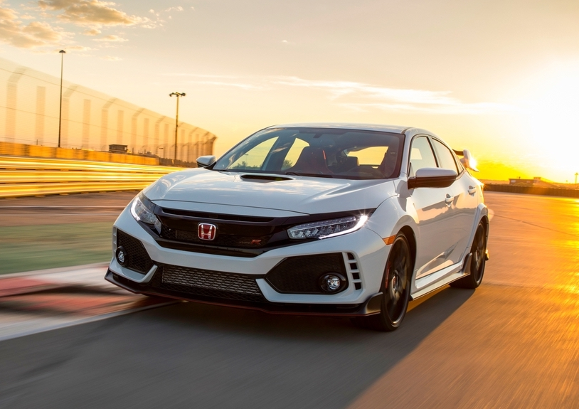 2018 Honda Civic Type R First Review | Driving Today